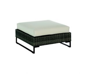 Outdoor Restaurant Commercial Grade Lounge Ottomans