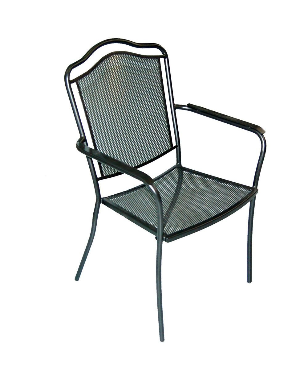Plantation Prestige Newport Outdoor Stackable Dining Chairs