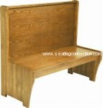 ATS Furniture AWS-30 Solid Wood Booths