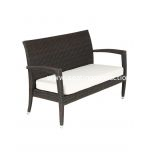 Miami Beach Outdoor Love Seat