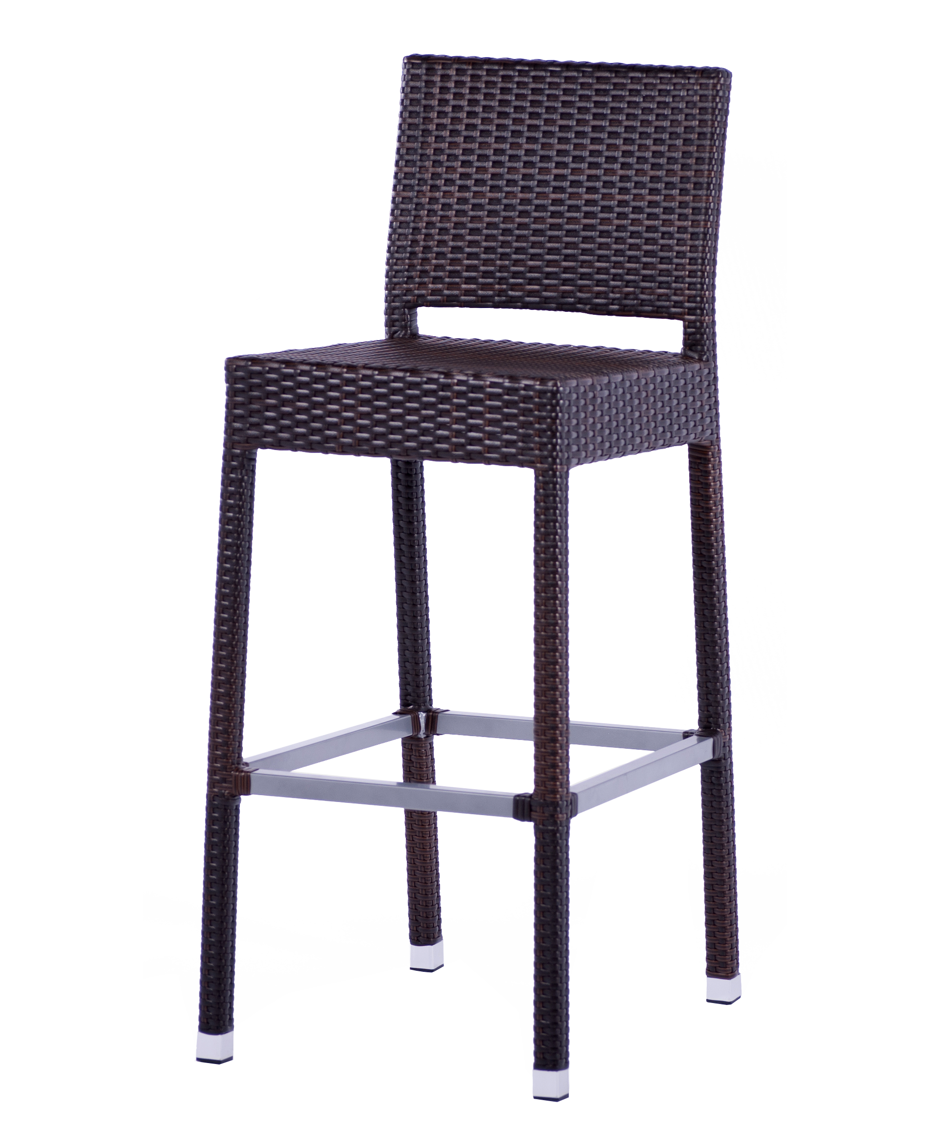 Gama Outdoor Indoor Synthetic Wicker Barstool : GamaBarstool from www.seatingconnection.com size 1904 x 2350 png 1783kB