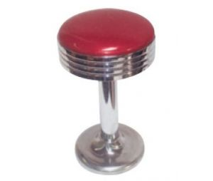 Ground Mounted Restaurant Commercial Bar Stools