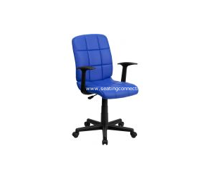 Vinyl Office Task Chairs