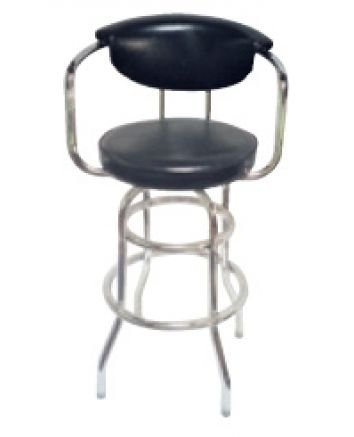 AAA Furniture CH18 Metal Restaurant Bar Stools