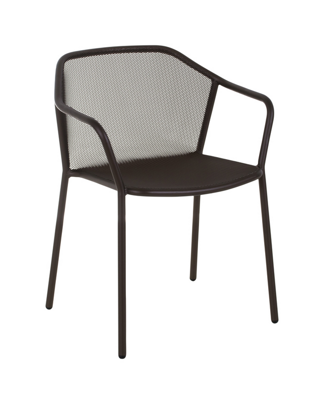 Darwin indoor outdoor stacking arm chairs for Outdoor furniture darwin