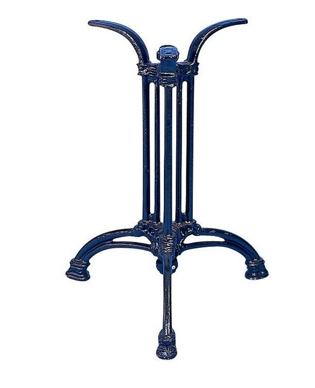 Tt 102 decorative dining height cast iron indoor table base - Decorative metal table bases ...