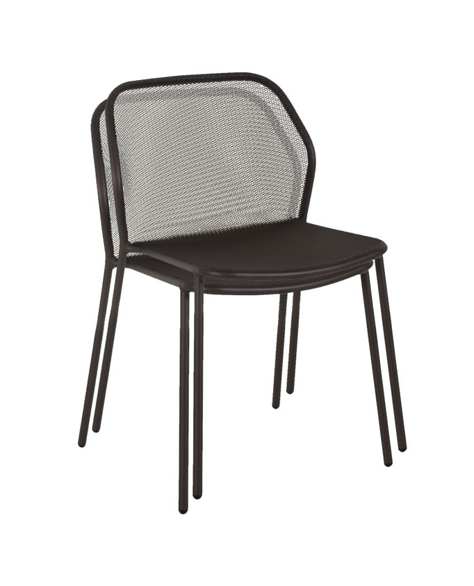Darwin indoor outdoor stacking side chairs for Outdoor furniture darwin