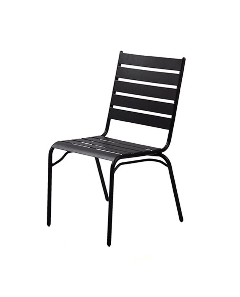 Monaco Stackable Outdoor Side Chairs