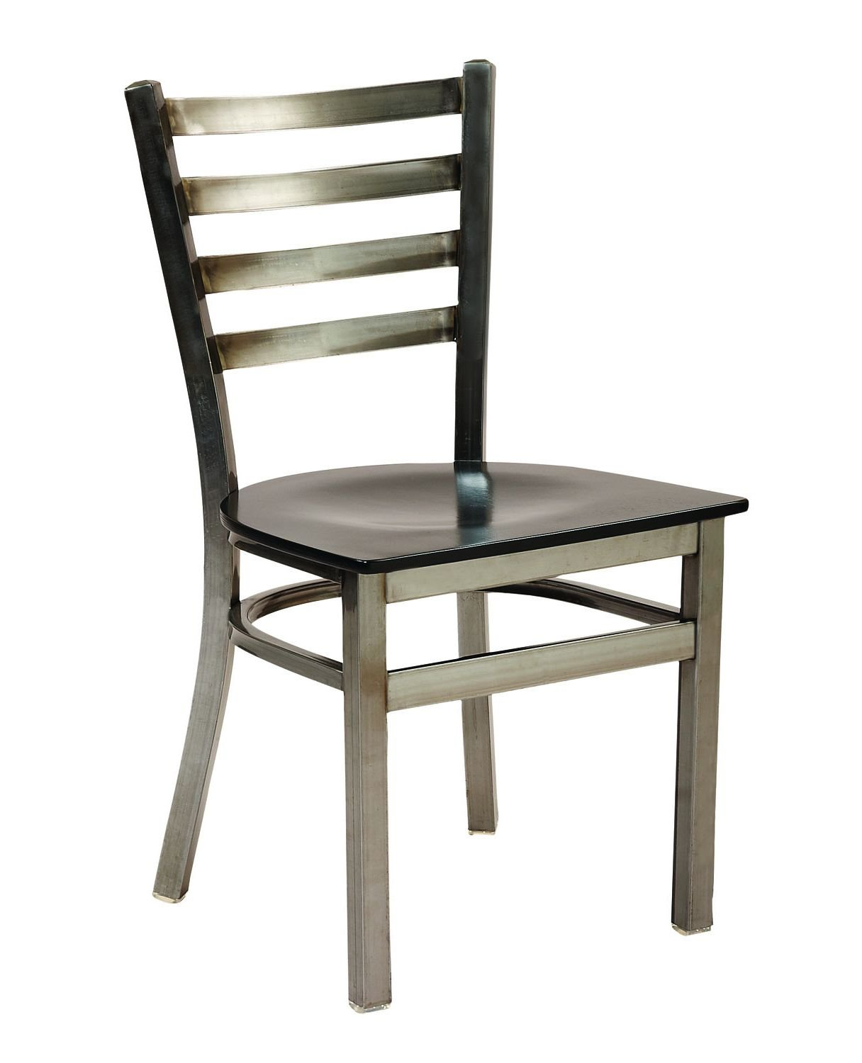 G Amp A Seating 513d Metal Ladder Back Restaurant Chairs