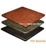 Real Granite Black Galaxy Indoor Table Tops