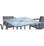 Grosfillex Outdoor Sunset Table Tops