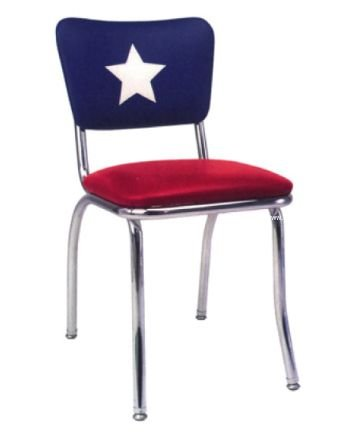 ATS Furniture ATS 22-STAR Metal Restaurant Chairs Ships From Tucker, GA 30084