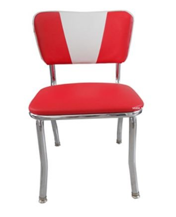 AAA Furniture 50S Metal Restaurant Chairs Ships From Houston, TX 77042