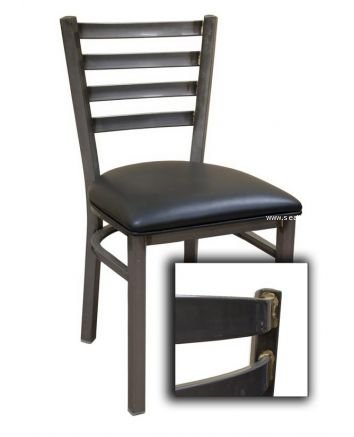 ATS Furniture ATS 77C Metal Restaurant Chairs Ships From Tucker, GA 30084