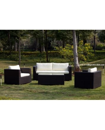 8300 Outdoor Lounge Restaurant Commercial Lounge Set, Ships from Mountainside NJ 07092