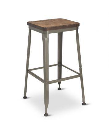 08-646 Hudson Backless Bar Stool