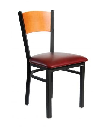 2150C BFM Seating Dale Metal Restaurant Chairs Ships From Philadelphia, PA 19124