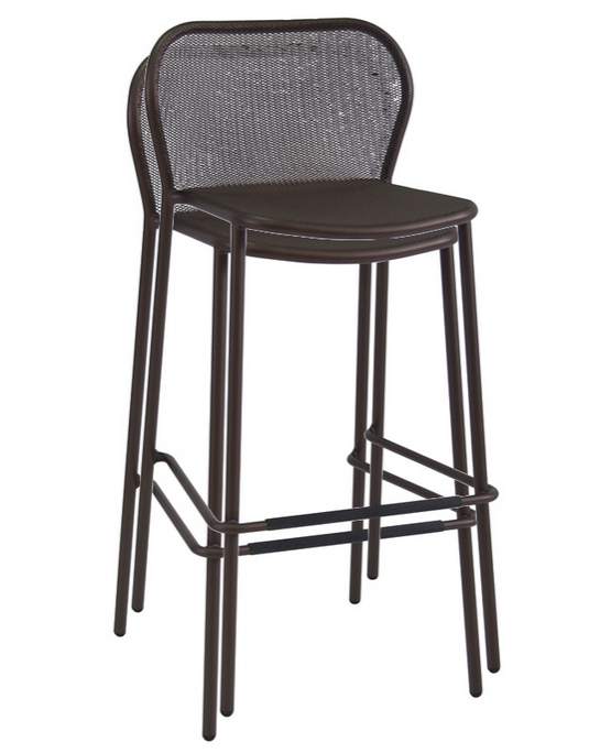 Darwin indoor outdoor stacking bar stools for Outdoor furniture darwin