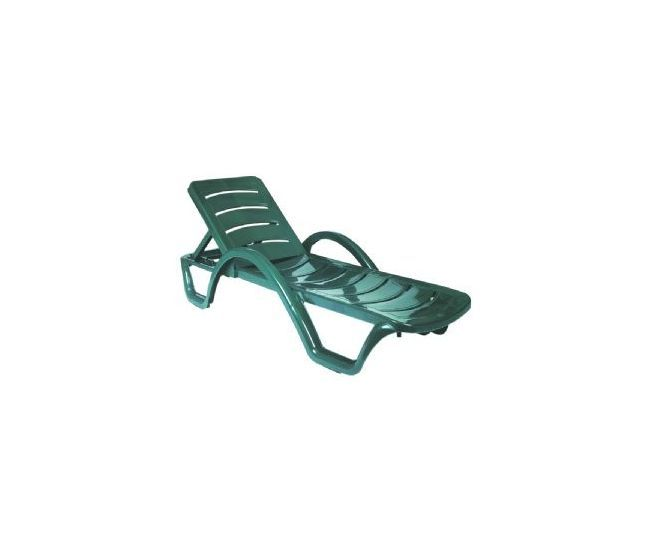 Sunrise Pool Chaise Lounge with Arms