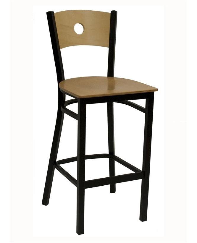 Ats Furniture 77a Bs Metal Restaurant Bar Stools